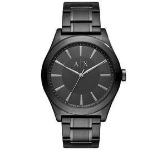 Armani Exchange Men's AX2322 Black IP Watch only £89.99! @Argos