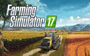 Farming Simulator 17 PC £11.99 @ Humble Bundle