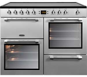 Electric range cooker from Leisure - Was £850 - Now £765 with code (plus £150 cashback) @ Currys