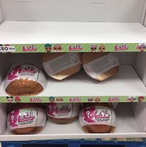 L.o.l. Big surprise available Tesco cardiff