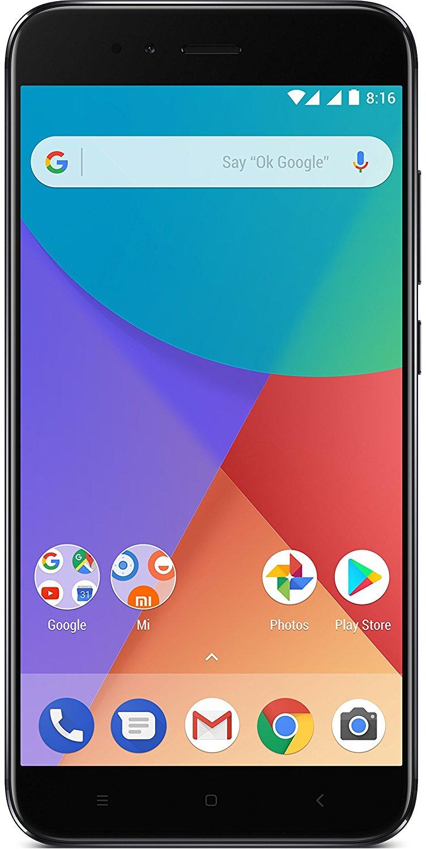 Xiaomi MI A1 64Gb €233.79@Amazon Spain