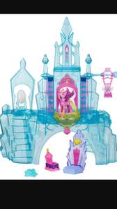 My Little Pony Crystal Empire Castle Playset - £14.99 delivered @ Bargainmax