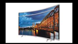 "AKAI 554 LED Curved TV55"" HD Ready LED - £399 @ Groupon"