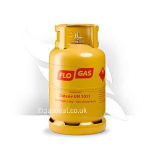 £5 CASH for your unwanted Flogas bottle (cylinder) gasdeal.co.uk will collect
