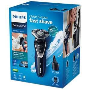 Philips Wet & Dry S5572/10 - £65 + free delivery John Lewis
