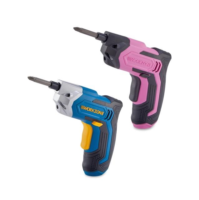 Work zone Aldi cordless screwdriver £12.99