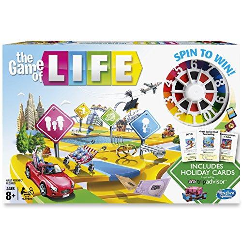 Hasbro The Game of Life £13.19 @ Amazon (Prime) £17.94 (non Prime)