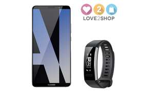 Huawei Mate 10 Pro - £27pm (£79 uf) @ Three - + Huawei Band 2 Pro and £20 Love2Shop Vouchers £727 @ Three