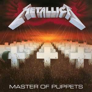 Metallica - Master of Puppets 2017 Remastered CD Album only £3.85 @ Wow HD