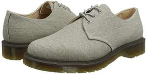 Dr. Martens Men's Lester Derby (Grey) - was £90 now £36 @ Amazon