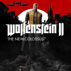 Wolfenstein 2: The New Colossus PS4 at PSN Store (with PS Plus) £24.99