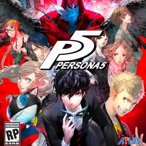 Persona 5 PSN £27.49 @ PSN (with PS+)