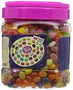 The Jelly Bean Factory Carrying Jar 1400 g £11.99 / £11.39 S&S @ Amazon