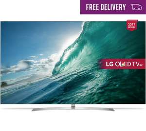 LG OLED55B7V 55 Inch Smart OLED 4K Ultra HD TV with HDR £1,349.10 with code TECH10 Argos