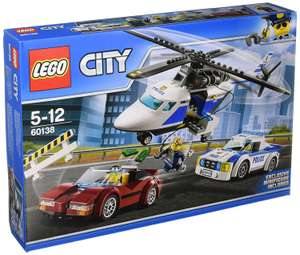Lego city high speed chase £13.81 Prime Exclusive @ Amazon (Prime)