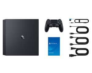 PS4 pro with Fifa 18 and ww2 - £299.99 at playstation store