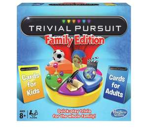 Trivial Pursuit Family Edition £19.49 @ Argos
