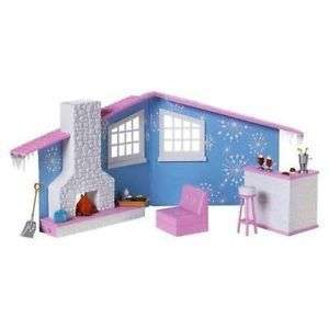 Bratz snow kissed  winter lodge playset £3.99 Argos