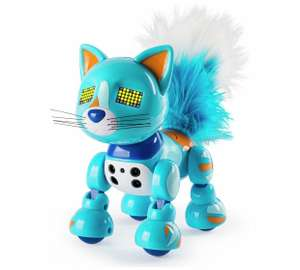 Zoomer Meowzies £17.49 @ Argos. Also available on Argos Ebay.