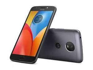 Moto E4+ sim free £129 at Tesco Direct, in black and gold