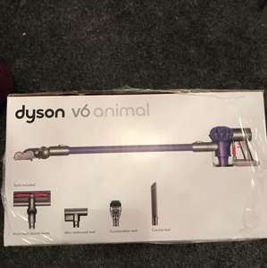 Dyson V6 Animal Cordless Vacuum Cleaner £184 @ Curry's