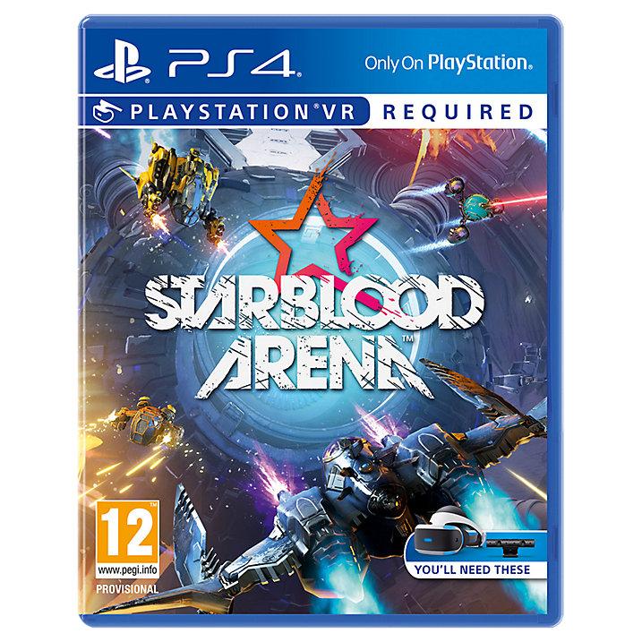 StarBlood Arena, PS4 £6 @ John Lewis (P&P £2)