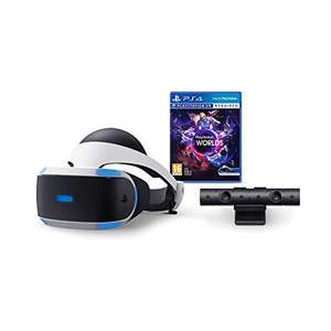 Sony Playstation VR Headset + Starter pack £249.99 Amazon