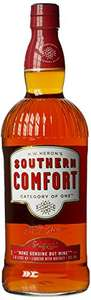 1L Southern Comfort £18.99 (Prime) / £23.74 (non Prime) at Amazon