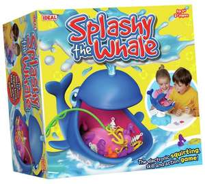 Splashy the Whale - £10 (Prime) £14.75 (Non Prime) @ Amazon