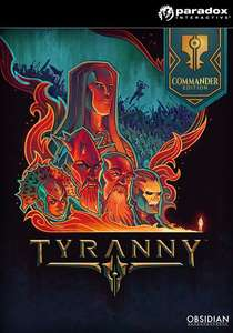 Tyranny Commander Edition - Steam (CD Keys) - £9.99