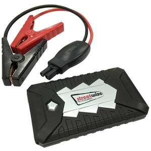 Streetwize Power Bank with Jump Starter (300amp) £39.99 - Euro Car Parts