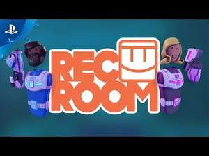 Rec Room PlayStation VR PSVR is free