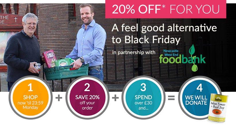 20% off www.ethicalsuperstore.com