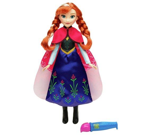 Frozen Cape Doll Argos £4.99