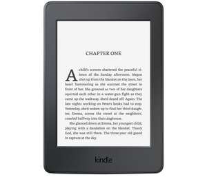 Kindle Paperwhite (with offers)  is now down to £79.99 at Argos (or less with a recent voucher)