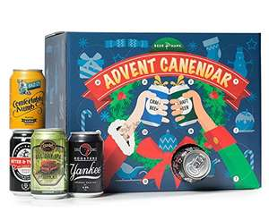 This Christmas's Must-Have Premium Craft Beer Advent Calendar - £49.95 @ Sold by Beer Hawk and Fulfilled by Amazon