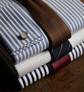 Hawes & Curtis formal shirts (easy iron) - £17.95 inc. code (collection from store) + TCB