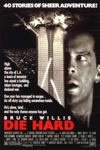 Die Hard Movies from £1.99 in H/D to own @ Amazon Video