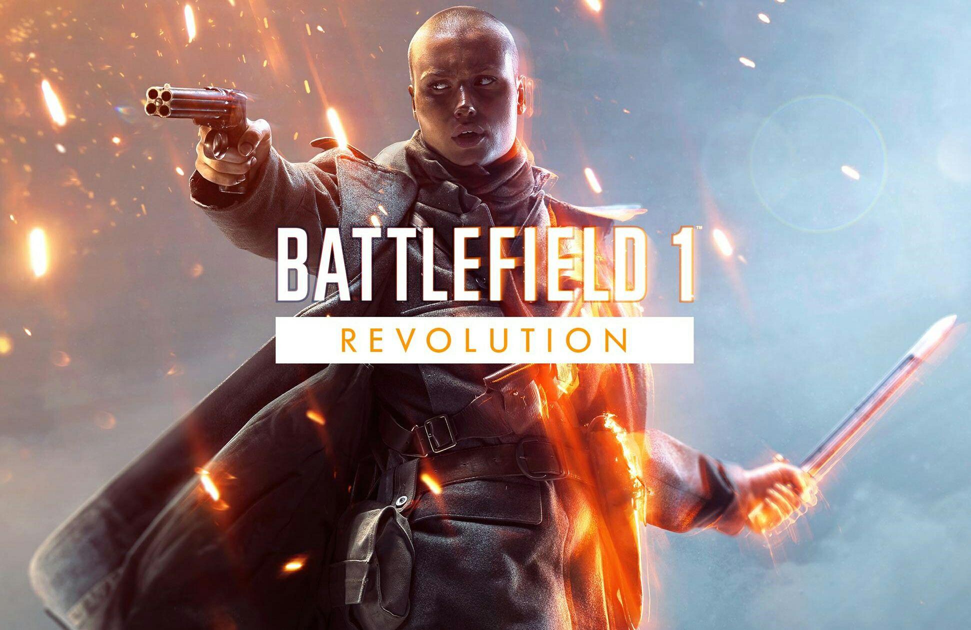 [PC] [Origin] Battlefield 1 Revolution - £27.49 @ Origin