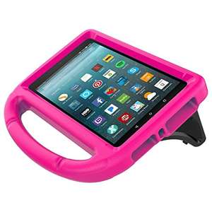 Kindle fire 7 kids case £12.99   (Prime) / £16.98 (non Prime)  Sold by fuchangsi and Fulfilled by Amazon.