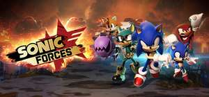 Sonic Forces - Nintendo Switch Mexican Eshop Version - £19.99