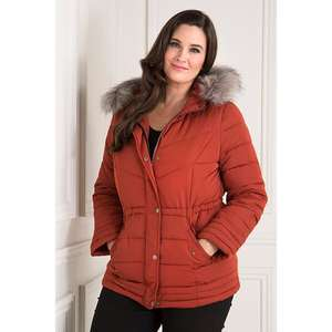 Luxury Ladies Winter Jacket - £24.98 Delivered @ Ideal World (Discounts in basket)