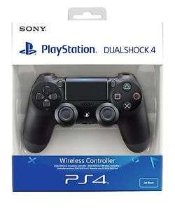 PS4 DualShock 4 Controller Black V2 BRAND NEW SEALED OFFICIAL £36.85 - Shopto / ebay