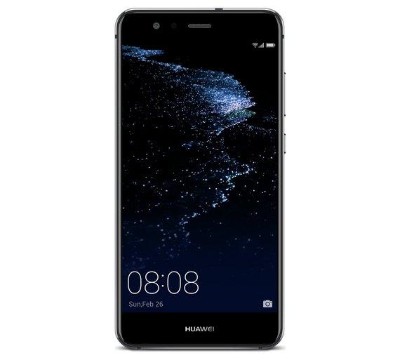 Sim Free Huawei P10 Lite Mobile Phone - Black £179.95 - Argos