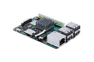 Asus Tinker Board - Asus's answer to Raspberry Pi - 2GB RAM, Quad-core 1.8GHZ £46.99 Delivered @ Amazon (For none prime users plz check description for link to Currys)