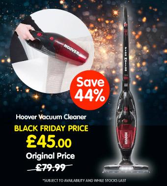 Hoover Vacuum Cleaner £45 @ B&M