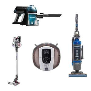 Hoover Offer Leak - From 4pm Thurday 23rd - Prices from £74.99 - Incl Cordless and Robo vacuums (Full list in OP)