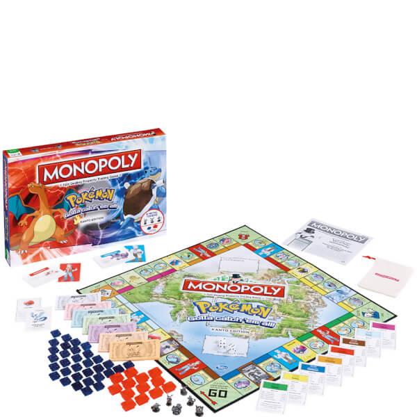 Pokemon Monopoly - Kanto Edition Board Game £18.69  / Monopoly - Dragon Ball Z Edition £18.69 / Monopoly - The Hobbit Edition £16.99 /  Monopoly - Star Trek Continuum Edition £16.99 @ IWOOT