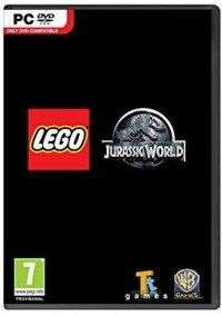 Lego Jurassic World PC £2.99 normally £24.99 CDKEYS