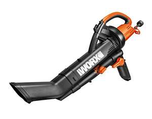 WORX WG505E 3000W Trivac Garden Blower Mulcher and Vacuum £52.49 @ Amazon